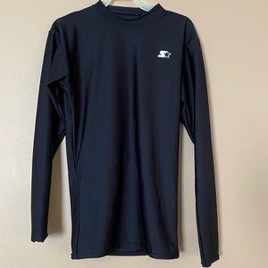 Starter Long Sleeve Black Shirt